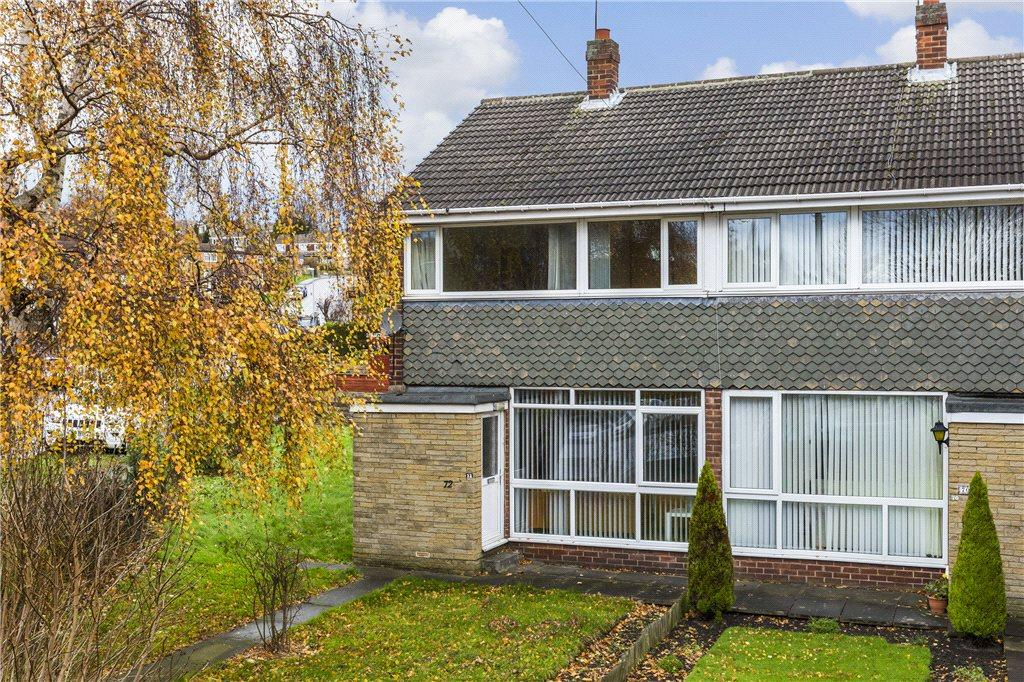 3 Bedrooms Semi Detached House for sale in Green Road, Leeds, West Yorkshire