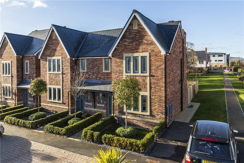 3 Bedrooms Semi Detached House for sale in Middleton Court, Otley