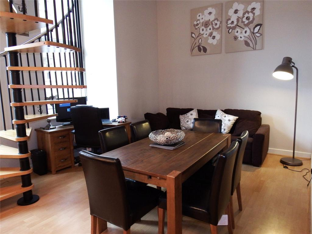 2 Bedrooms Flat for sale in City Central, Wellington Street, Leeds, West Yorkshire, LS1