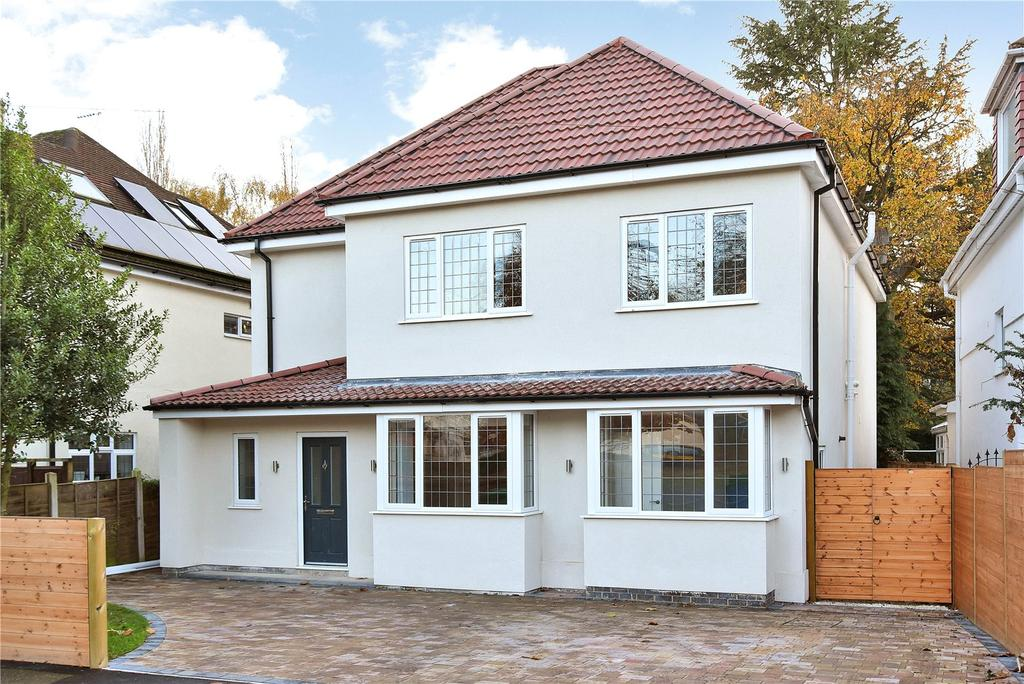 5 Bedrooms Detached House for sale in Wollaton Vale, Wollaton, Nottingham