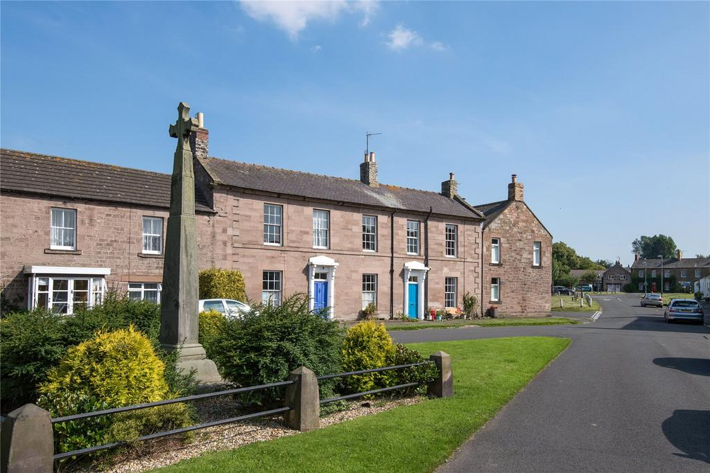 1 Bedroom Terraced House for sale in Pedwell Cottage, Pedwell Way, Norham, Berwick-Upon-Tweed, Northumberland