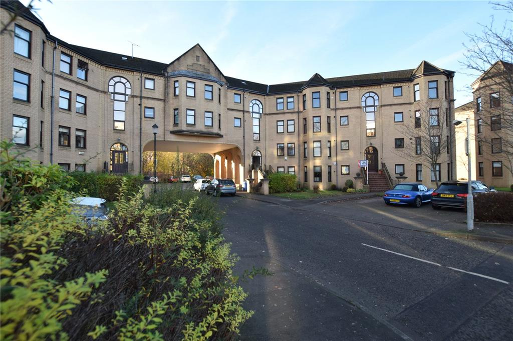 2 Bedrooms Apartment Flat for sale in First Floor, Hughenden Lane, Hyndland, Glasgow
