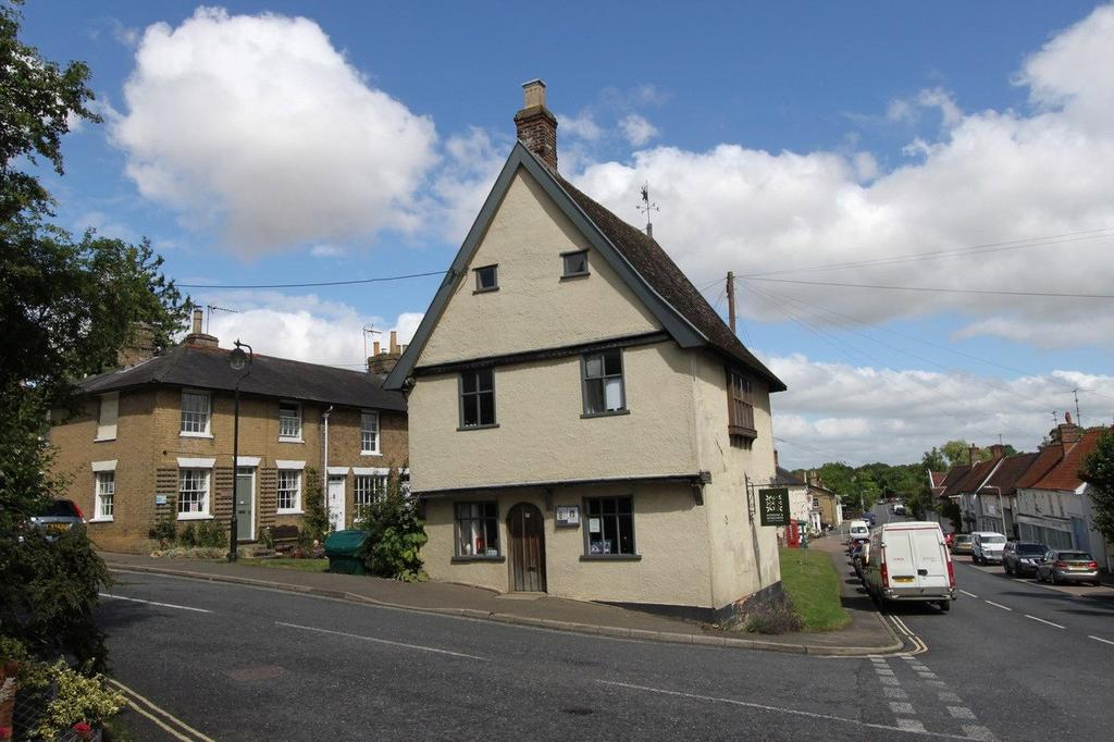 1 Bedroom Detached House for sale in Gracechurch Street, Debenham, Stowmarket, Suffolk