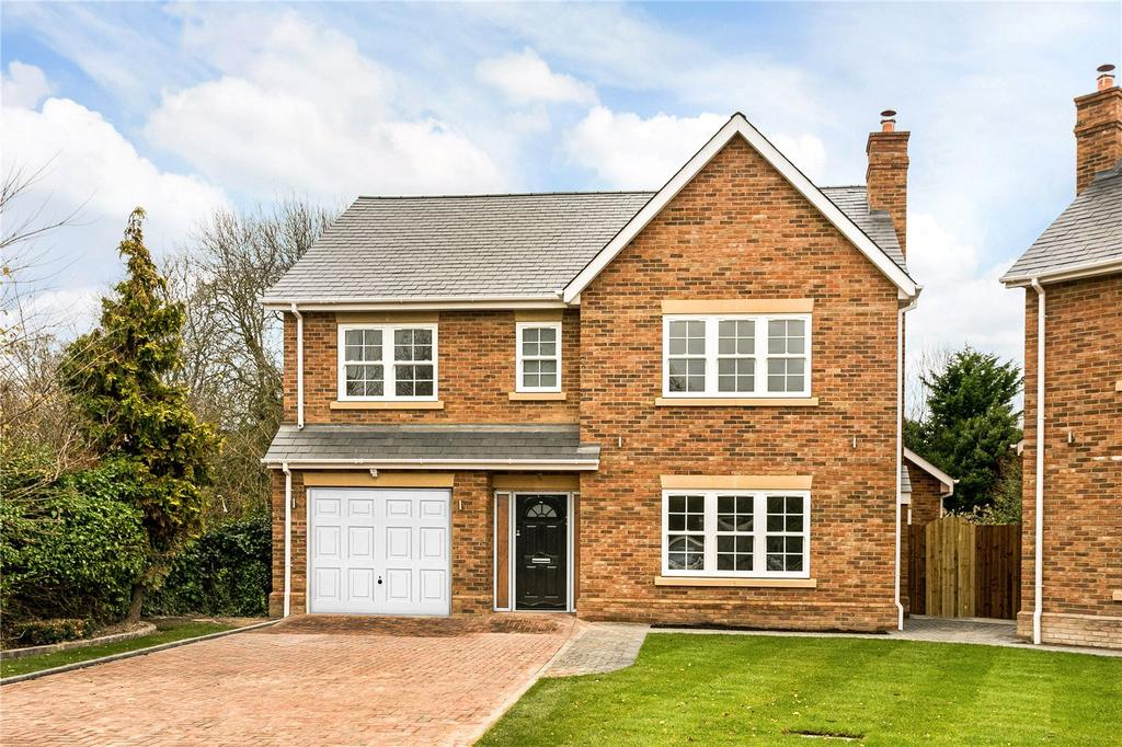 5 Bedrooms Detached House for sale in Claytons Meadow, Bourne End, Buckinghamshire, SL8