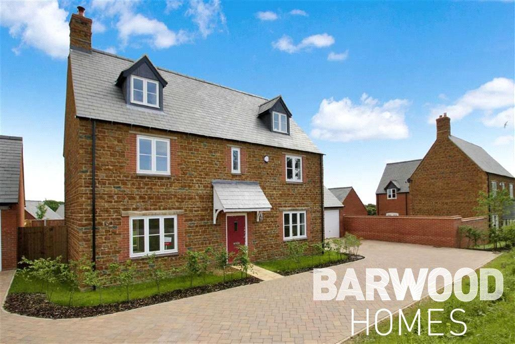 5 Bedrooms Detached House for sale in The Althorp, Cheney Park, Middleton Cheney, Banbury, Oxfordshire, OX17
