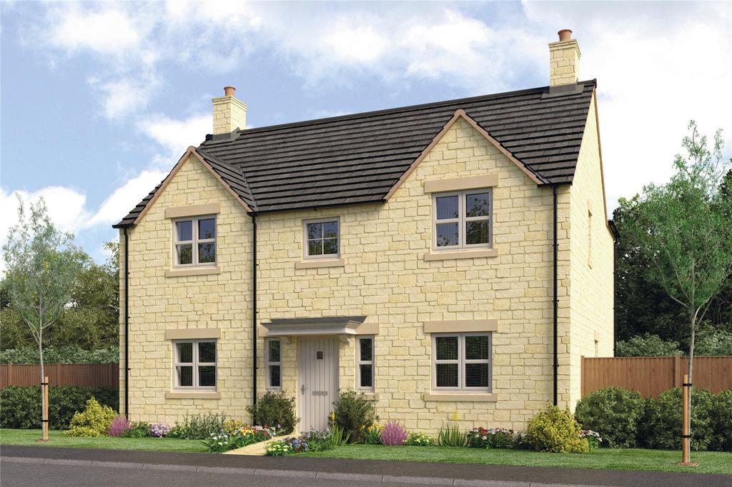 4 Bedrooms Detached House for sale in Oak Grange, Broad Marston Lane, Mickleton, Chipping Campden, GL55