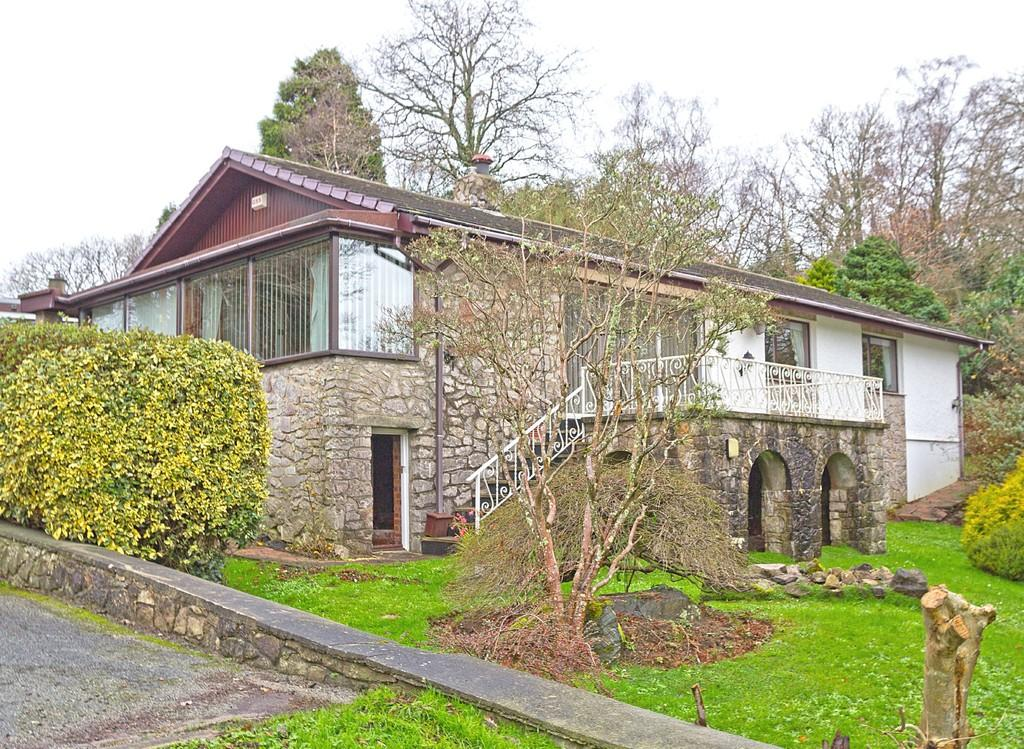 3 Bedrooms Detached House for sale in Parc Twr, Llanfairpwll, North Wales