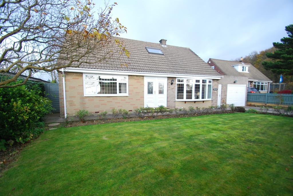 2 Bedrooms Detached Bungalow for sale in Castle Drive, Hood Green S75