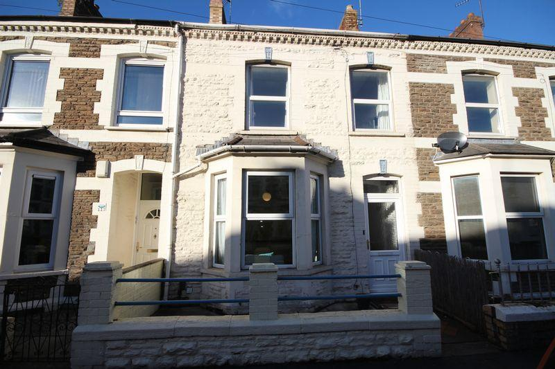 3 Bedrooms Terraced House for sale in Railway Street, Splott