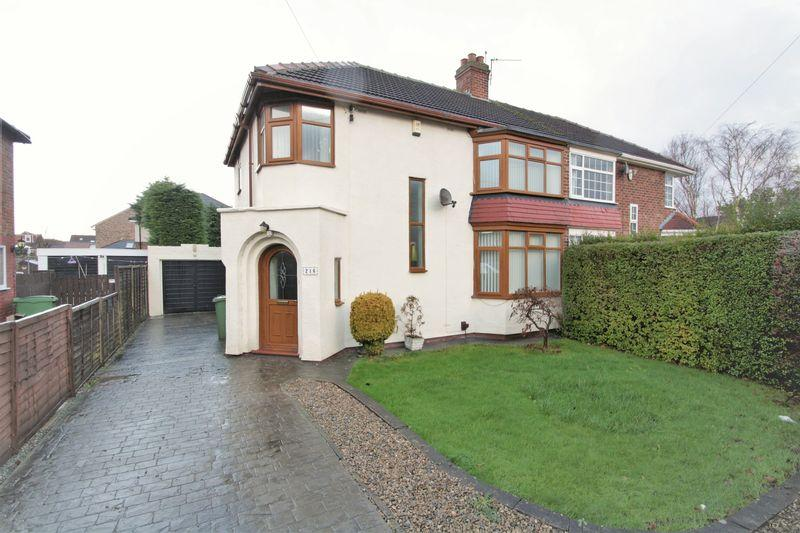 3 Bedrooms Semi Detached House for sale in Bishopton Road West, Fairfield, Stockton, TS19 7HA
