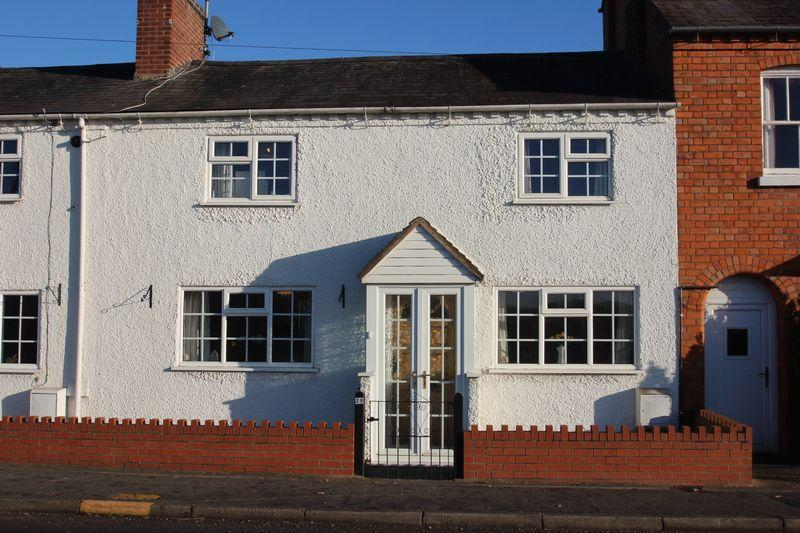3 Bedrooms Terraced House for sale in Bromsgrove Road, Studley