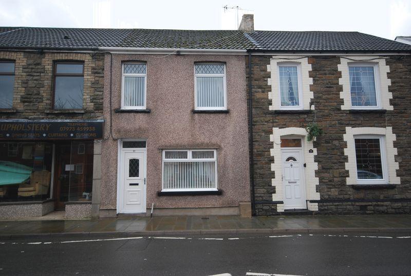 3 Bedrooms Terraced House for sale in 52 High Street,Glyneath SA11 5BU