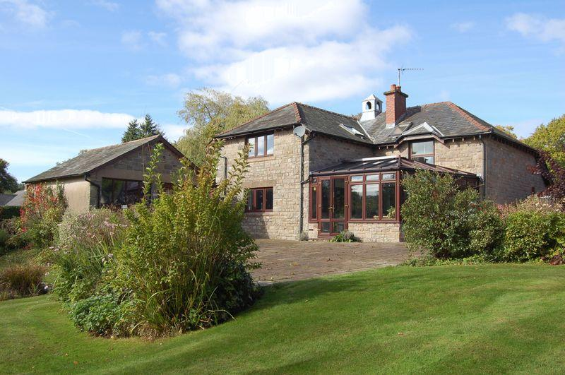 4 Bedrooms House for sale in Attractive stone former school house standing in a generous plot of approximately one third of acre.