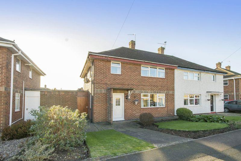 3 Bedrooms Semi Detached House for sale in Holloway Road, Derby