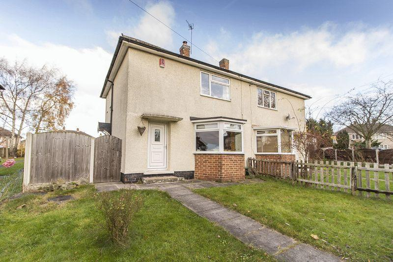 2 Bedrooms Semi Detached House for sale in ROTHBURY PLACE, BREADSALL HILLTOP