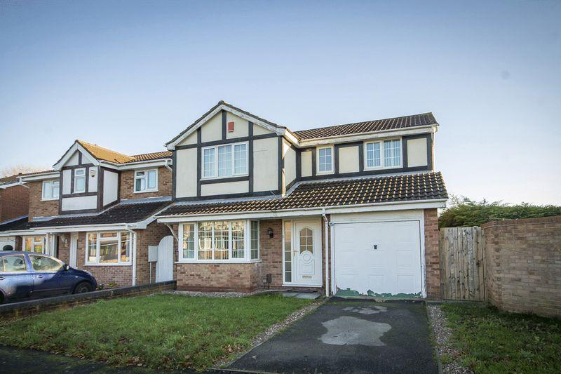 4 Bedrooms Detached House for sale in COLTSFOOT DRIVE, SINFIN.