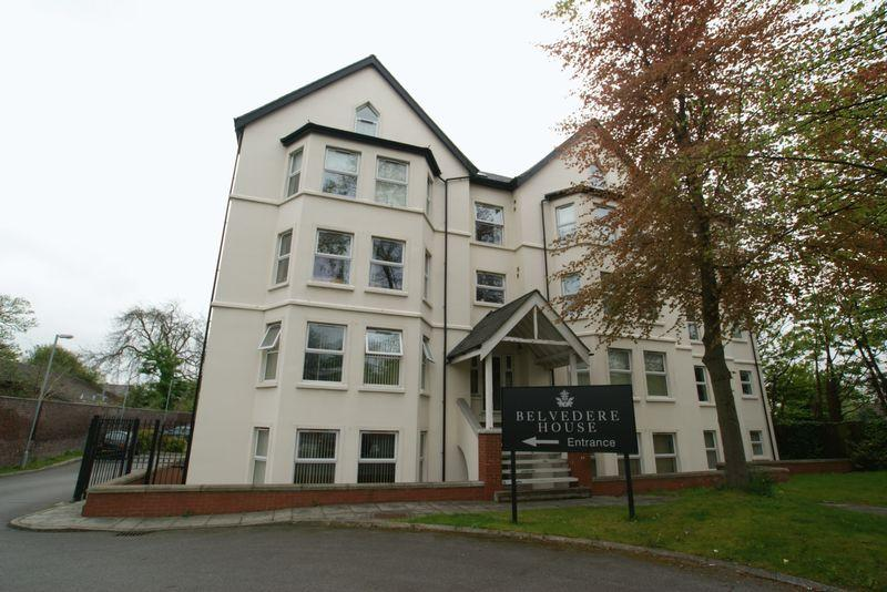 2 Bedrooms Apartment Flat for sale in Ullet Road, Liverpool