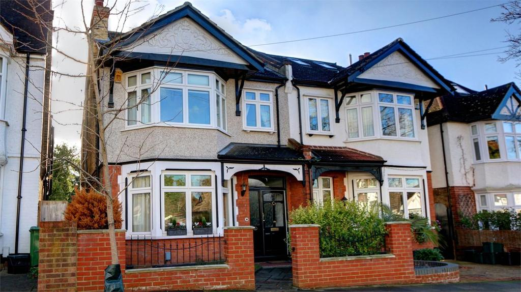 5 Bedrooms Semi Detached House for sale in Blenheim Road, Bickley, Bromley, Kent