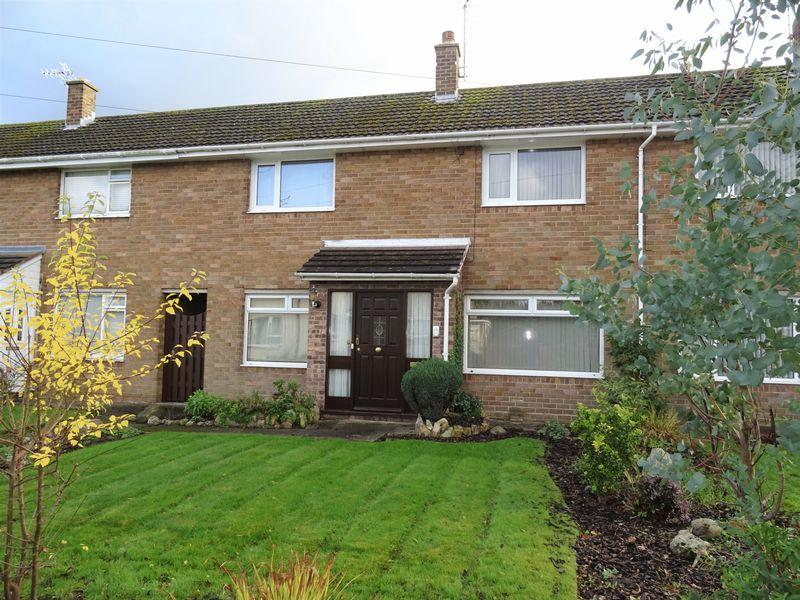 3 Bedrooms Terraced House for sale in Coopers Close, Wrexham