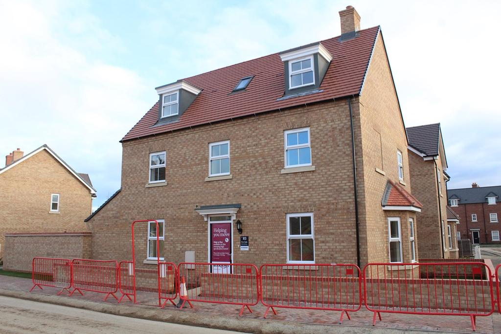 4 Bedrooms Detached House for sale in St Andrews , Biggleswade, SG18