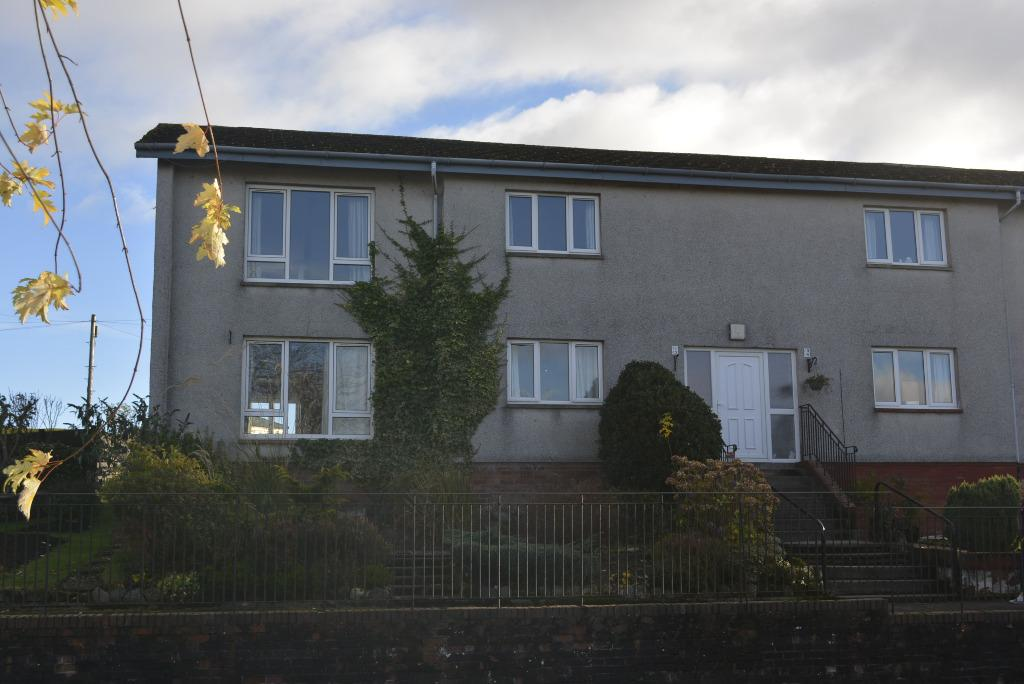 2 Bedrooms Flat for sale in Hays Hill , Kippen, Stirling, FK8 3EQ