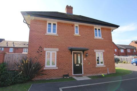 3 bedroom detached house to rent - John Clare Close, Oakham