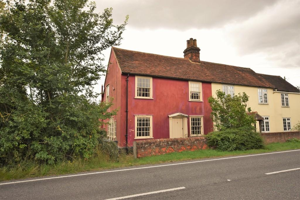 2 Bedrooms Semi Detached House for sale in Wickham St. Paul, Halstead CO9 2PG
