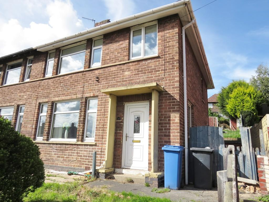 3 Bedrooms Semi Detached House for sale in Rokeby Drive, Sheffield