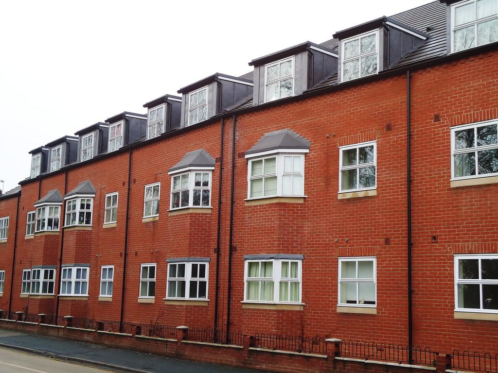 2 Bedrooms Apartment Flat for sale in The Cloisters, Greetwell Gate, Lincoln