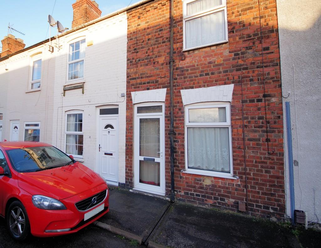 2 Bedrooms Terraced House for sale in Carlton Street, Lincoln