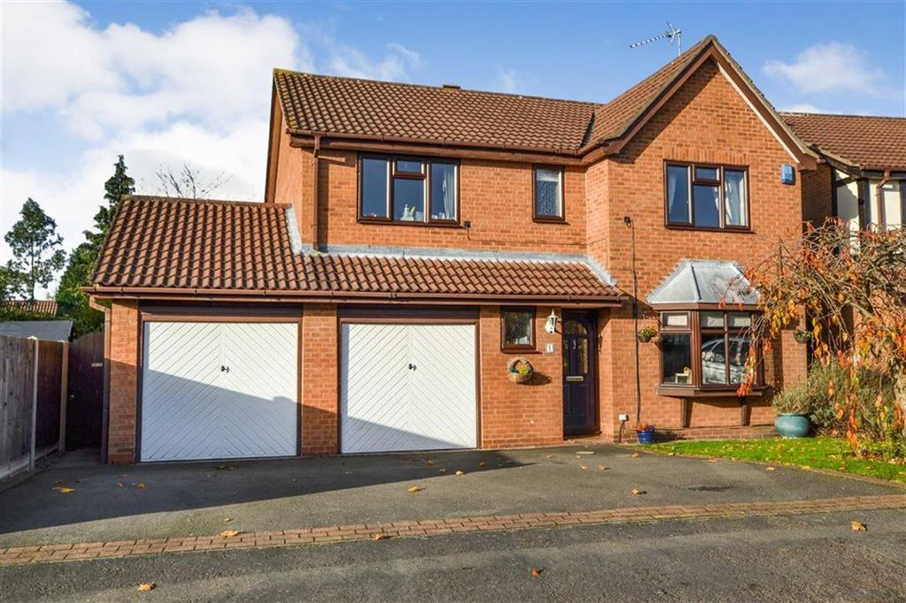 4 Bedrooms Detached House for sale in Hinckley