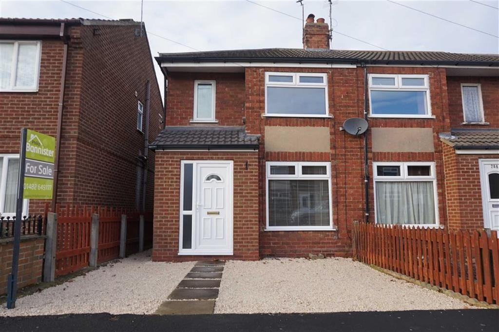 2 Bedrooms Terraced House for sale in Moorhouse Road, West Hull, Hull, HU5