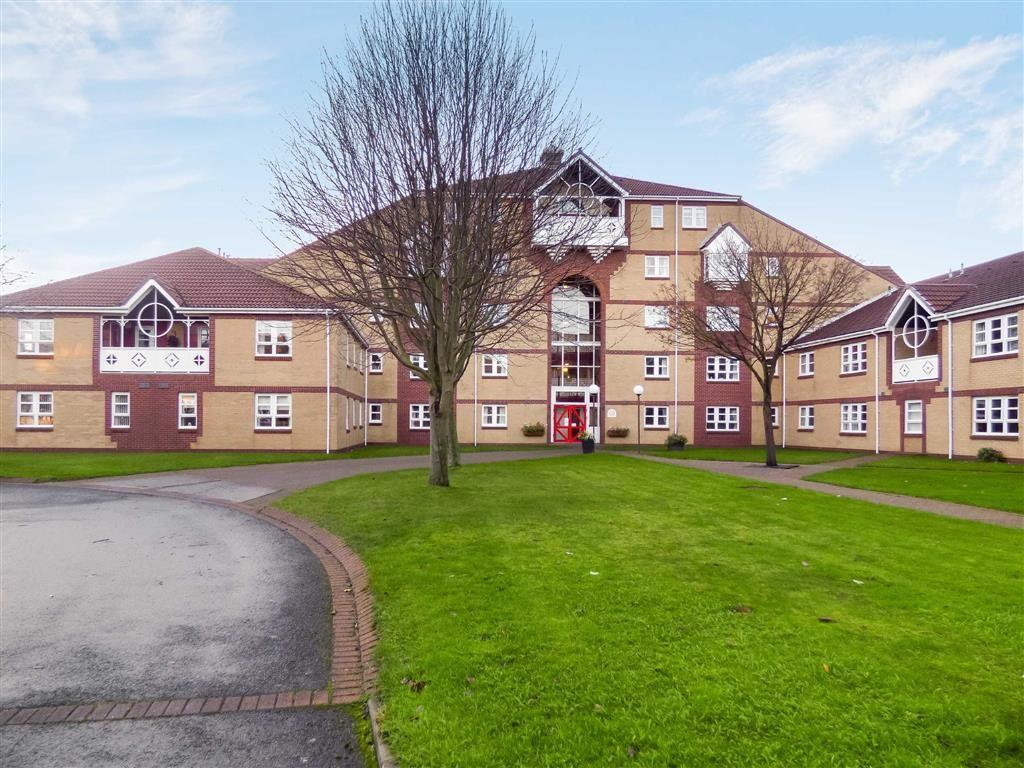 1 Bedroom Retirement Property for sale in Mariners Point, Tynemouth, Tyne And Wear