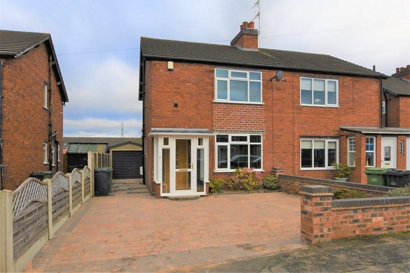 2 Bedrooms Semi Detached House for sale in Westfield Road, Halesowen
