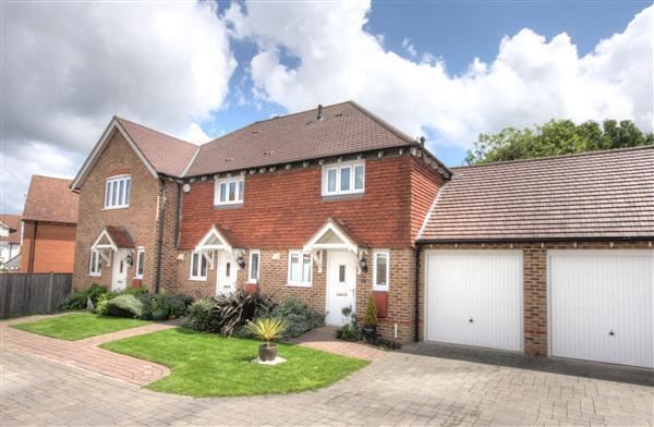 2 Bedrooms End Of Terrace House for sale in Francis Lane Kings Hill, ME19 4GX