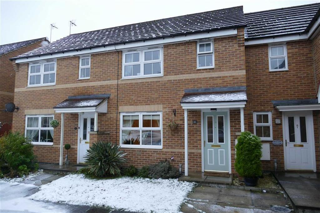 3 Bedrooms Terraced House for sale in Rees Close, Market Weighton