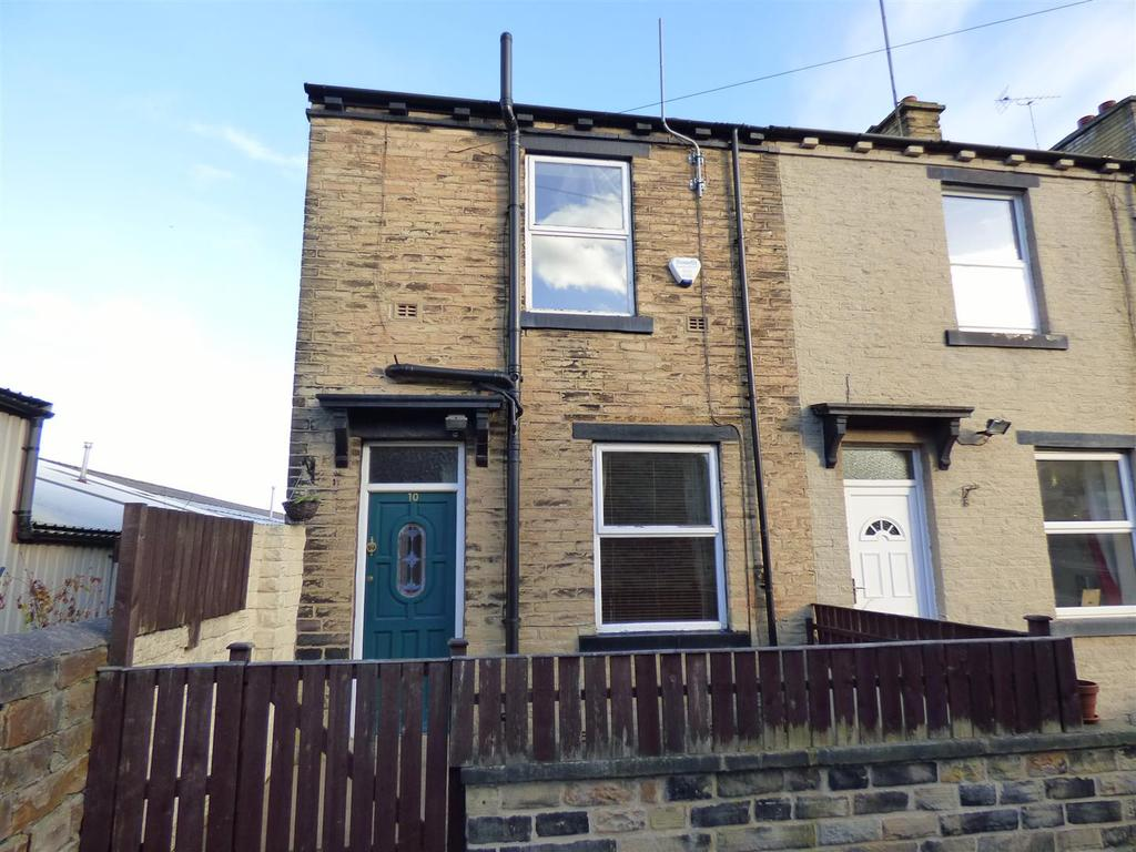 2 Bedrooms End Of Terrace House for sale in Beatrice Street, Cleckheaton