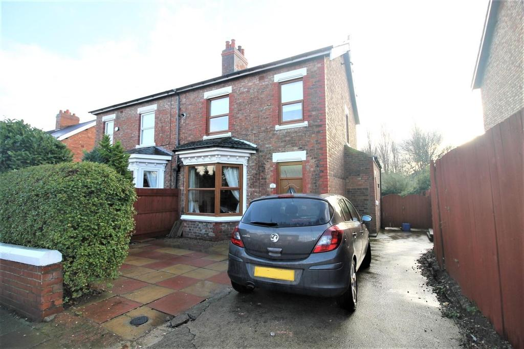 3 Bedrooms Semi Detached House for sale in Grange Avenue, Stockton-On-Tees