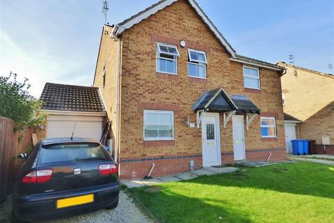 3 bedroom semi-detached house to rent - Bowmont Way, Kingswood