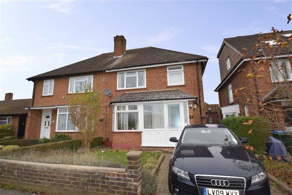 3 Bedrooms Semi Detached House for sale in High View, Watford
