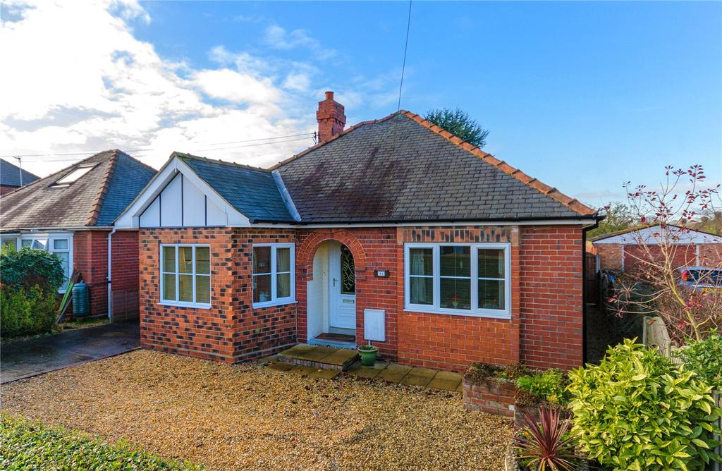 2 Bedrooms Detached Bungalow for sale in Station Road, Branston, Lincoln, Lincolnshire, LN4