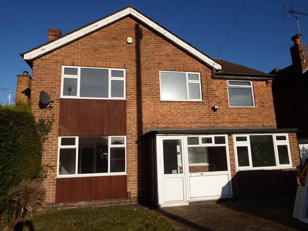 5 Bedrooms Detached House for rent in Templeoak Drive, Wollaton, Nottingham