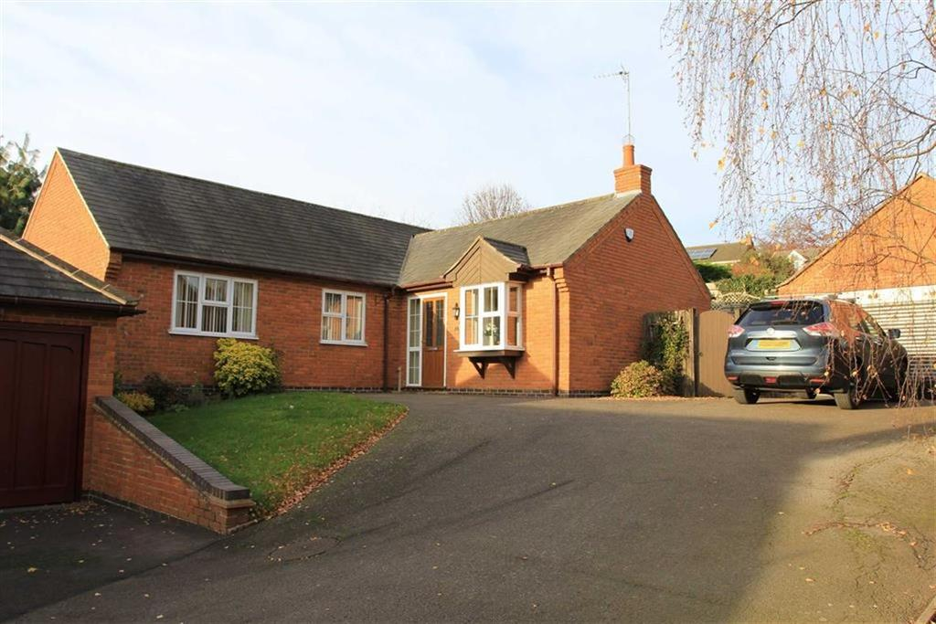 3 Bedrooms Bungalow for sale in Gilstead Close, Thurnby, Leicester