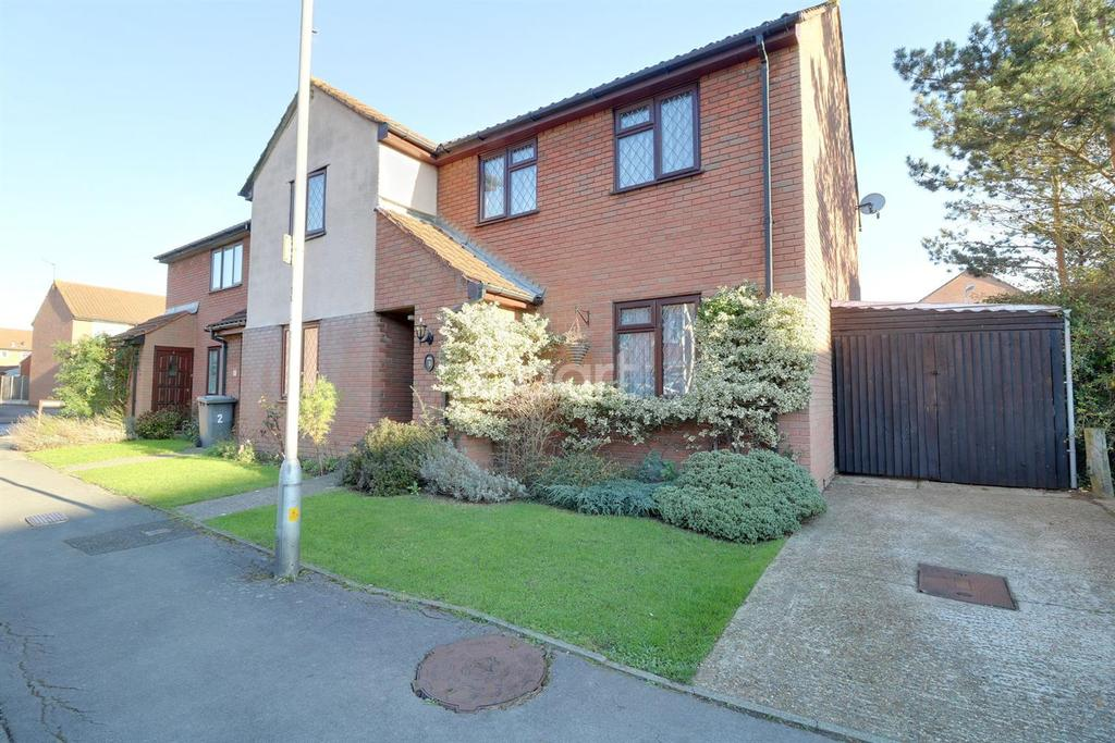 2 Bedrooms End Of Terrace House for sale in Kelvedon Close, Rayleigh