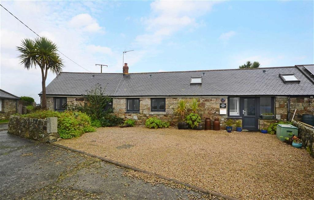4 Bedrooms Semi Detached House for sale in Gulval, Penzance, Cornwall, TR20
