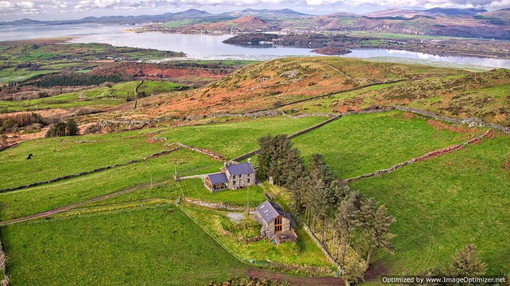 5 Bedrooms Detached House for sale in Talsarnau, Nr Harlech, Gwynedd, LL47