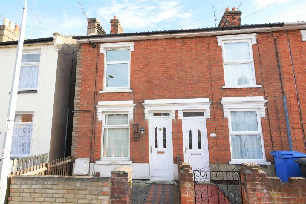 2 Bedrooms End Of Terrace House for sale in 17 Boston Road, Ipswich