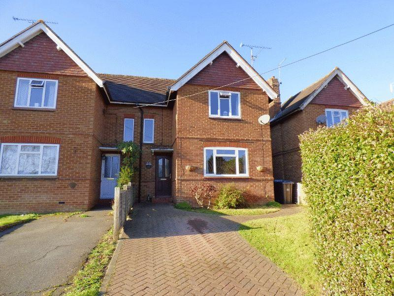 3 Bedrooms Semi Detached House for sale in Glebe Road, Cuckfield