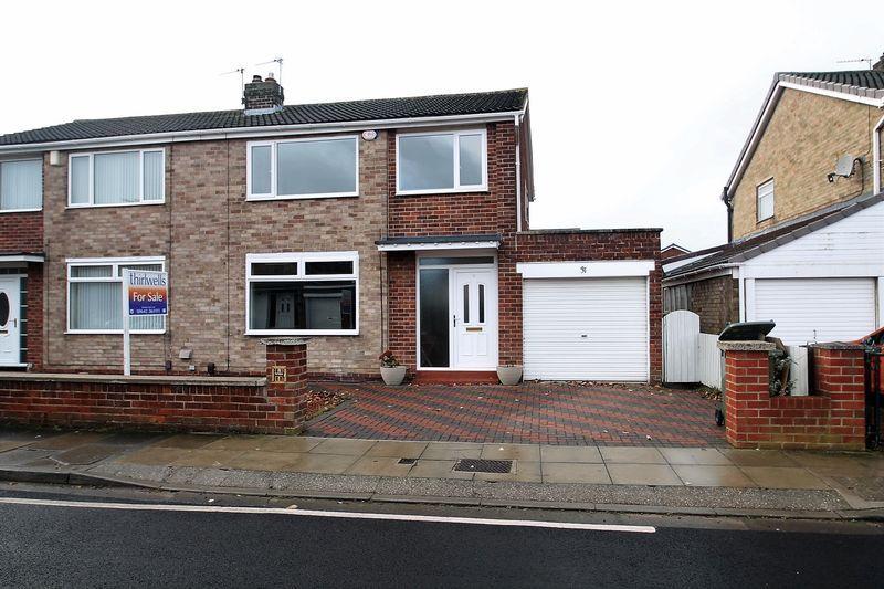 3 Bedrooms Semi Detached House for sale in Elton Road, Billingham