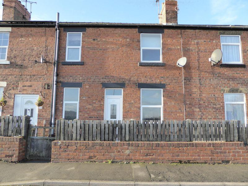 2 Bedrooms Terraced House for sale in Portland Road, Mansfield